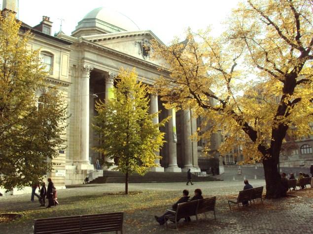Fall em Genevé