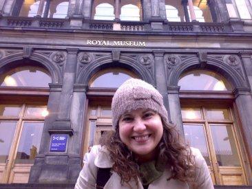 Royal Museum Escócia