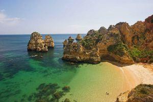 Praia de Dona Ana Algarve