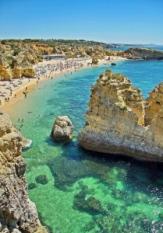 Praia de São Rafael Algarve