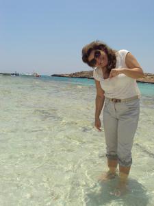 Ilha no Mediterrâneo - Cyprus
